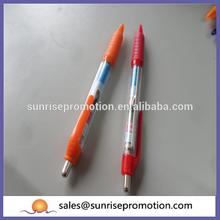 Cheap good quality orange banner pen
