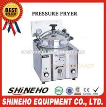 chinese restaurant kitchen equipment/cnix pressure fryer/deep fryer for fried chicken