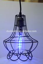 Simple Vintage metal pendant light/lampsholder/lampshade