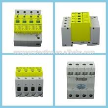 Parallel install 20KA 380v Three phase Power lightning surge arrestors