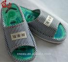 Canvas Massage Slippers