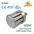 Garden and street high power UL listed led lights / 100W led corn lamp Aluminum lamp body material led