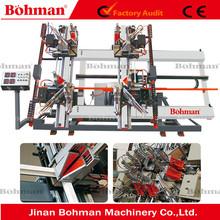 New Condition Vertical Plastic PVC Welding Machine 4 Points