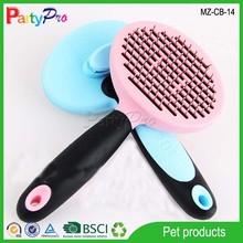 2015 New Fashionable Round Head Stailess Steel Pet Bath Brush