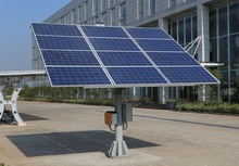 dual axis solar tracker 2kw solar power system