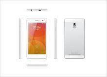 Oriagnal PMZ W3 MTK6582 Quad Core Smartphone RAM 1GB ROM 8GB 5.0 inch.HD IPS 960*540 GPS cell phone