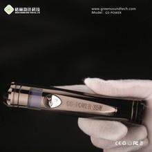 dry herb and wax vapor pens GS Power 35w mod wholesale mechanical mod