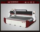 water jet cutting machine table size 1.5*1.5/2.0*1.5/3.0*2.0/4.0*2.0 etc meters ,waterjet cutting stone/steel/glass/plastic