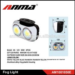 high quality universal car fog light / heavy truck fog light