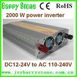 pure sine wave inverter2000w inverter 12v 220v,solar wave inverter,feature inverter battery