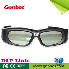 Best compatibility dlp link 3d glasses active