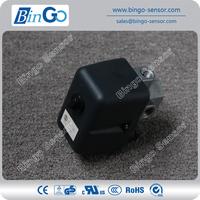 Water tank pressure switch