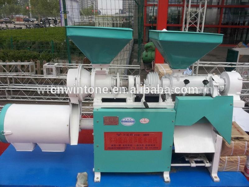 grain hulling machine
