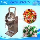Stainless steel small chocolate coating machine