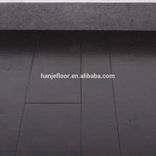 Factory price dark flat birch engineered wood flooring