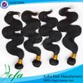 La onda natural, las mujeres negras de amor, brasileña de onda natural del pelo humano tejer