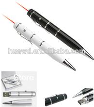 Metal USB Pen, Ballpen with USB Flash Drive, Silvel Metal Ballpoint Pen with USB Flash