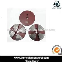 3 inch Terrco Concrete Restoration Grinding Diamond Puck