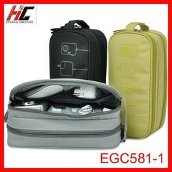 Custom wholesale tote fashion travel tourism storage container bag organizer bag pouch