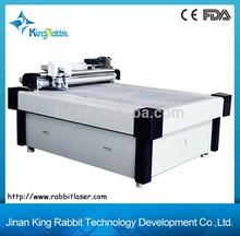 2015 Rabbit knife Packaging box cutting machine/Carton box sample making machine