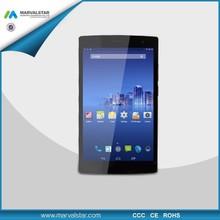 OEM Manufacturer 7 inch 3G WCDMA MTK6592 Octa core best smart phone dual sim, 1920*1200 IPS 2G+16G,0.3M+2.0M with CE Rohs FCC
