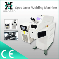 high quality automatic laser welding machine for jewellery and mould