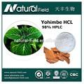 Iso et HACCP Cerfication fabricant Anticancer drug produits de sexe yohimbine hcl poudre