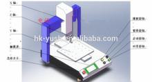 High quality automatic dispenser . Popular desktop automatic 3 axis glue dispenser
