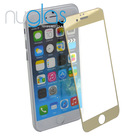 Custom packaging screen protector for iPhone6 tempered glass full size. popular product for selling