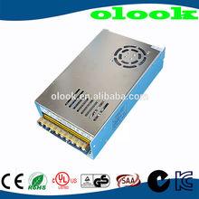 Ac85-265v To Dc 12v 30a Cctv Power Adapter 360w