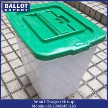 JYL-BB008 Plastic Ballot Box 86L ,Large Plastic Ballot Box For Election/vote