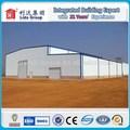 Luz de prefabricados de acero de construcción/taller/suspensión/almacén/de fábrica