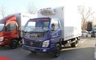 2..8t foton china mini van truck