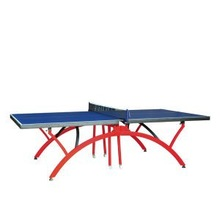 Small Rainbow Table Tennis Table For Home Using