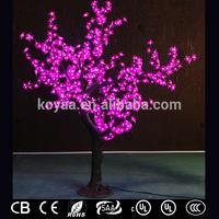 1.8M fake christmas tree for colorful wedding decoration FZ-672-pink 1