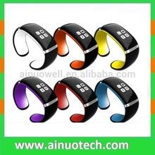 Bluetooth Sport Bracelet L12S Smart Wrist Watch Health Monitor
