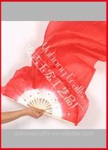danza china abanico de seda para las señoras