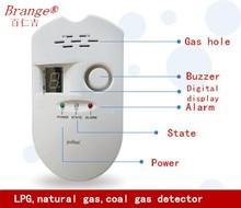 gas detector LPG detector natural gas detector coal /gas detector /Combustible gas detector
