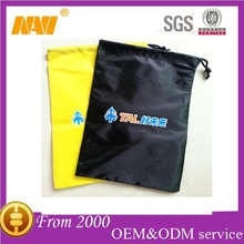 chinese bag factory directly produce polyester drawstring pouch