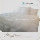 White goose feather down body pillows