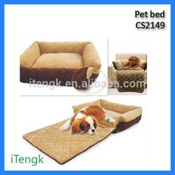 Dog Sofa Pet Funny Bed Dog Cushion Puppy Sofa 3 Ways Use High Quality Dog house