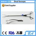 Tonglu dispositivo médico fornecedor cirúrgica fórceps oval/nomes de médicos fórceps