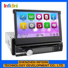 android 4.2 capacitive touch screen android car radio 1 din with wifi 3g gps navigation bluetooth