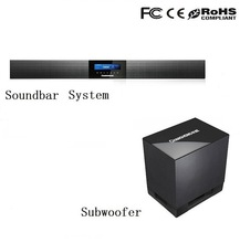5.1 wireless speakers surround home theater with subwoofer and bluetooth