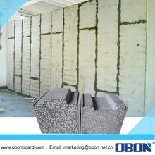 OBON sandwich wall panel description of building and decoration material prices china