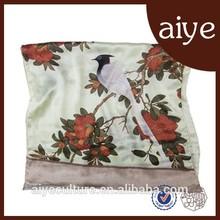 2015 Aiye new design bulk silk turkish hijab silk hijab