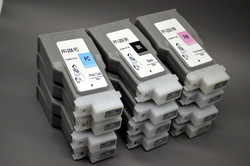 IPF6400 empty ink cartridge with chip for Canon PFI-206 Ink tank system,without ink