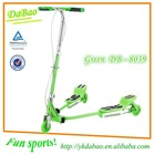2014 hot selling frog kick scooter pedal scooters for adults