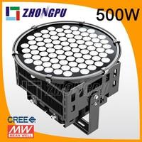 500w Football field led LED tunnel lighting 530w LED