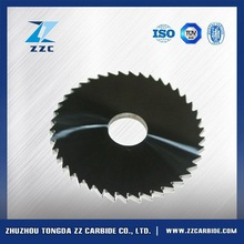factory supply carbide blades for sliding table saw machine